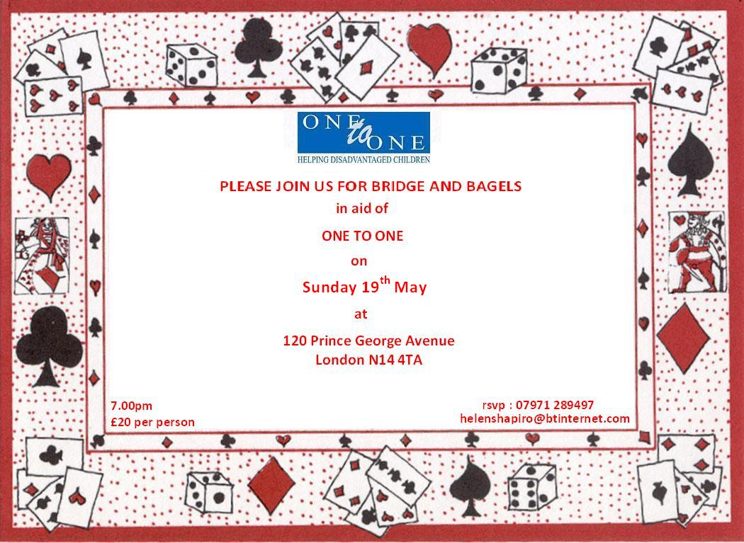 bridge charity events